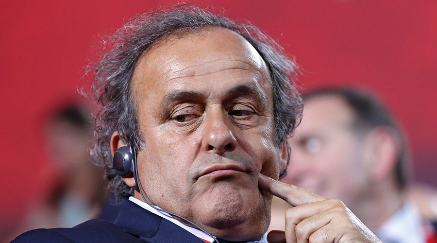 Platini to quit as UEFA chief after his ban reduced to 4 years