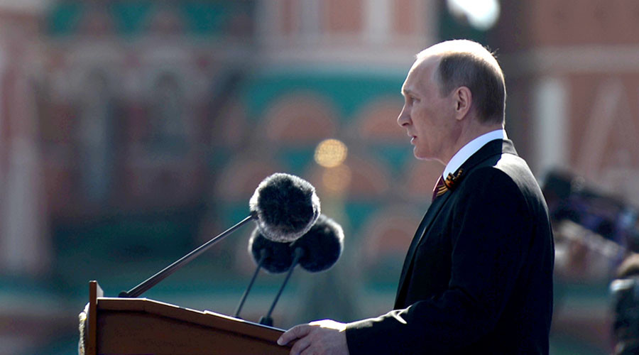 Putin calls for non-aligned international security system in face of global terror threat