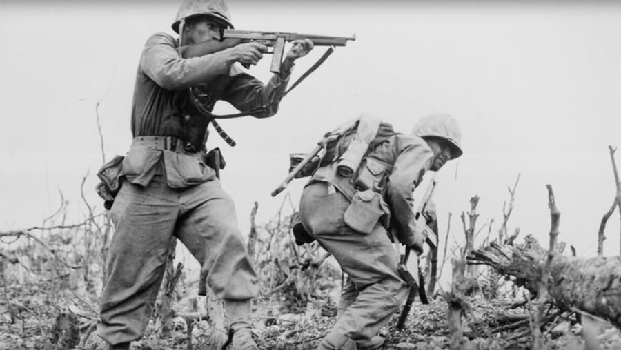 V-Day remembrance: Stunning infographic shows devastating human cost of WWII (VIDEO)