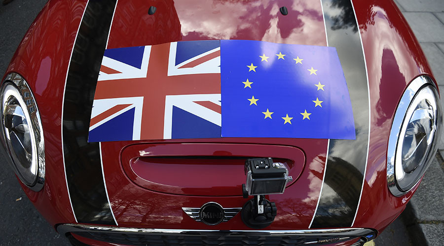 Brexit poll: Almost half of Europeans want own vote on leaving EU