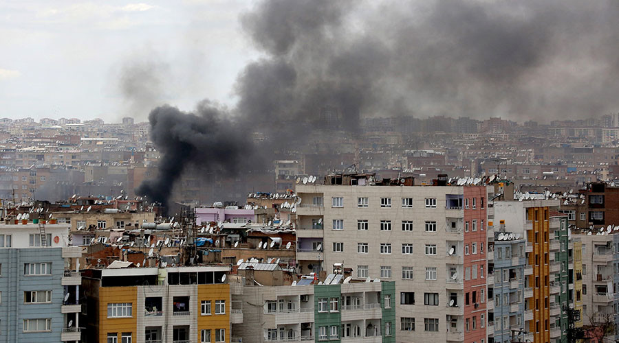 3 killed, 45 injured after explosion rocks Diyarbakir, Turkey – governor's office