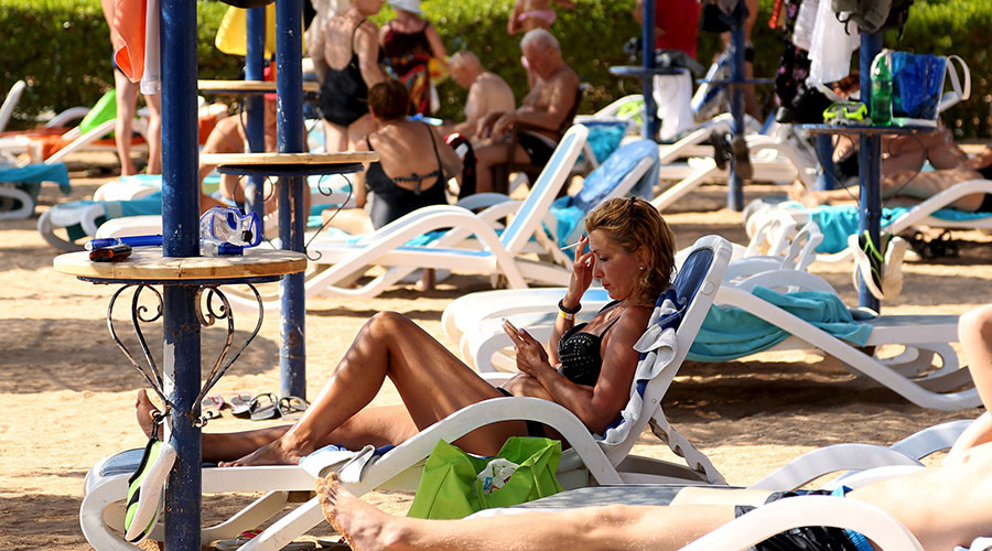 Russian domestic tourism on the rise, spending abroad down by third