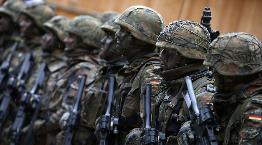 'Time for Bundeswehr to grow': Germany announces 1st army expansion since Cold War