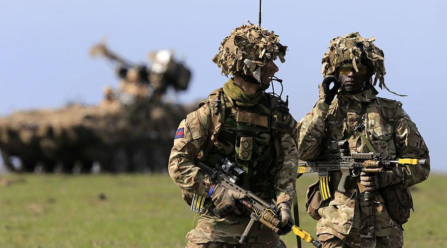 Not new Cold War... but similar, says UK's man at NATO