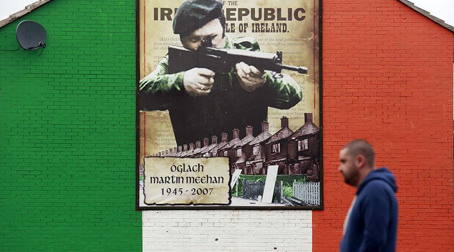 Irish republican terror threat to Britain raised to 'substantial'