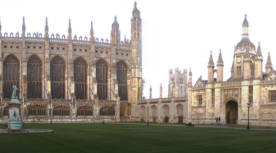 'Africa themed' Cambridge University dinner sparks 'cultural appropriation' row