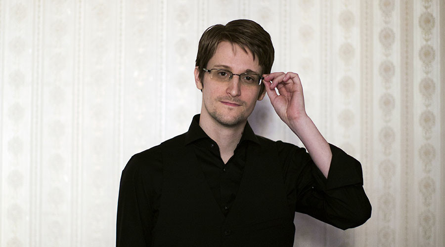 'If we can't have faith in press, we've lost': Snowden on failing journalism