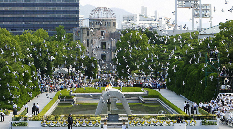 'Method for massacre': Hiroshima survivor warns MPs against Trident nukes renewal
