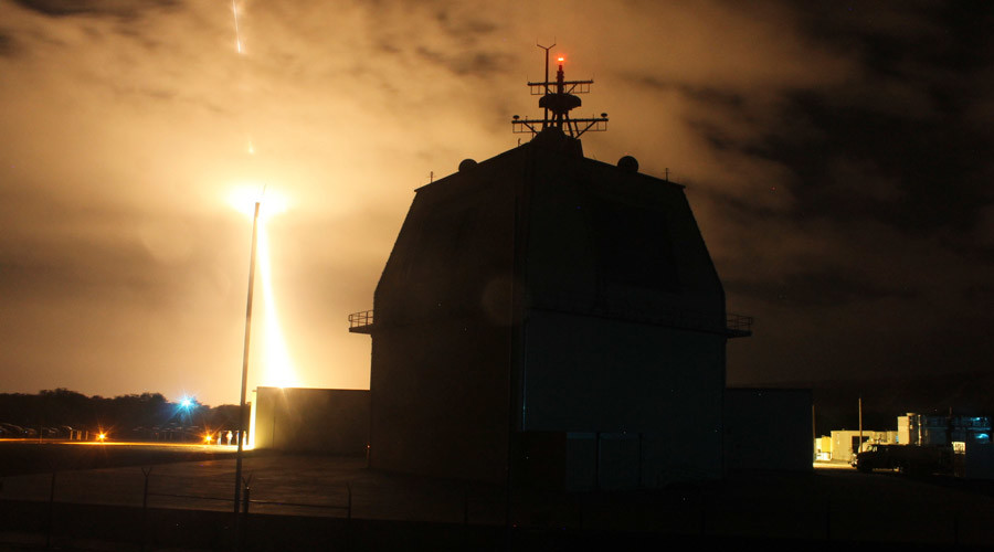 Aegis Ashore Missile Defense Test Complex in Kauai, Hawaii © Leah Garton