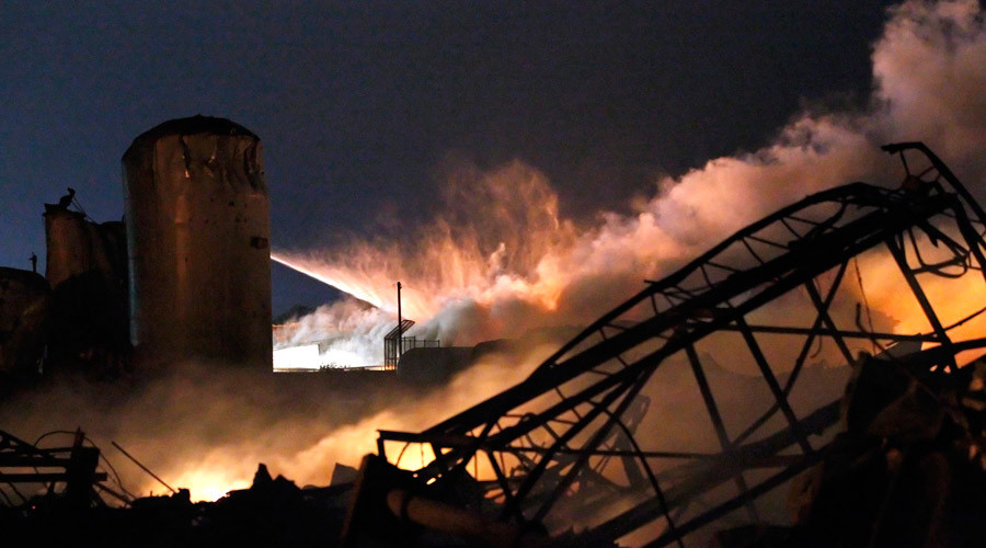 West, Texas fertilizer plant fire was intentionally set; ATF offers $50k reward