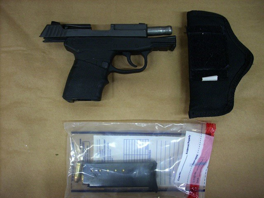 'A piece of American history': Zimmerman auctioning gun he used to kill Trayvon Martin