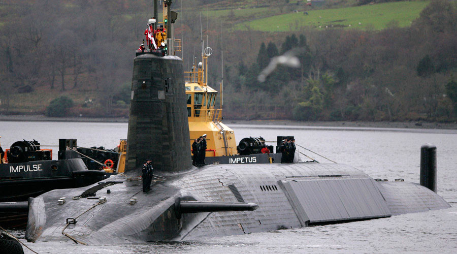 Trident nuclear weapons replacement to cost £205bn, campaigners warn
