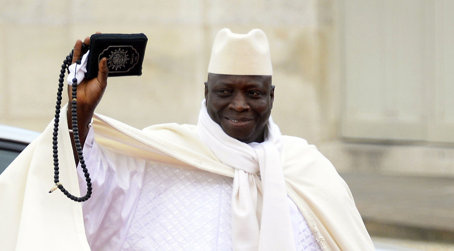 US judge hands light sentences to 4 Americans for staging bloody but failed coup d'état in Gambia