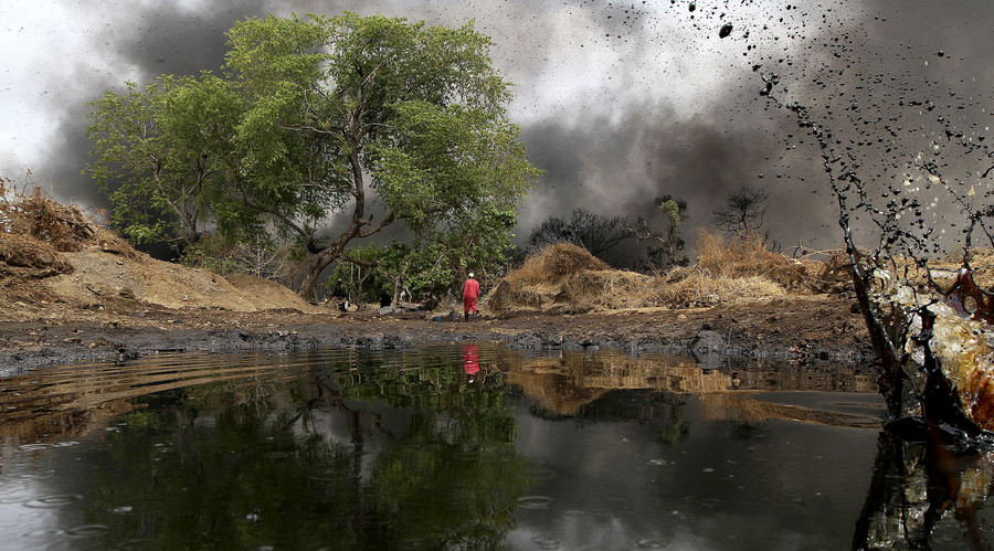 Shame on Shell: Ecocide by oil extraction in the Niger Delta