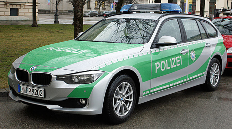 German cops complain BMW patrol cars unfit for duty – report
