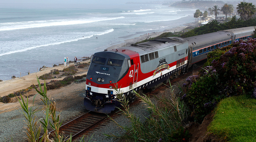 3 dead in Amtrak accident in California