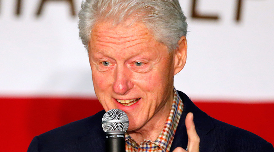 Bill Clinton's 1994 crime laws continue to haunt him on Hillary's campaign