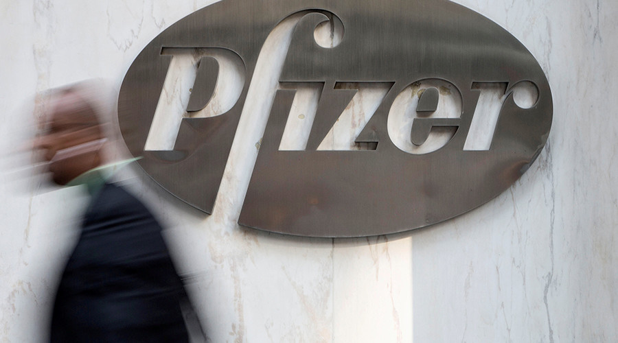 Pfizer no longer allowing its drugs to be used in executions