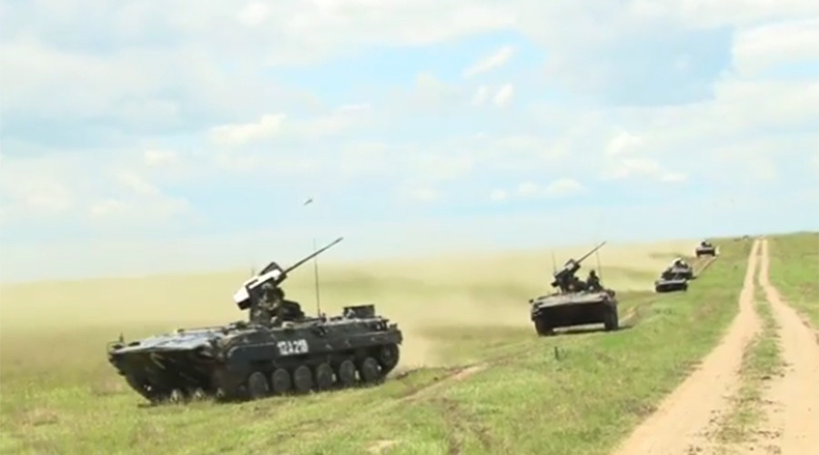 US holds joint war games in Romania amidst missile shield rift with Russia (VIDEO)