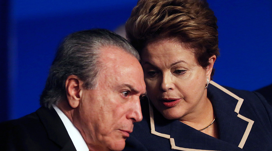 'Brazil's new all-white, all-male government shows what's at stake'
