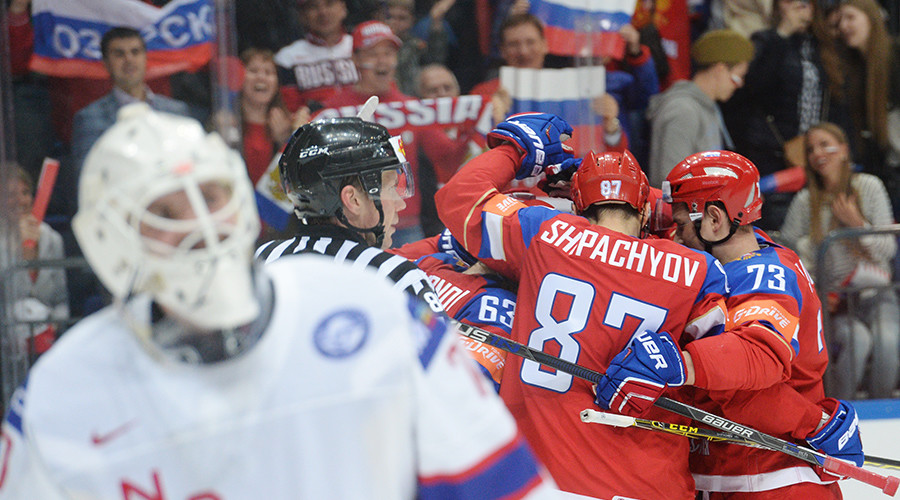 Hockey Worlds Day 11: Russia & Canada take no prisoners