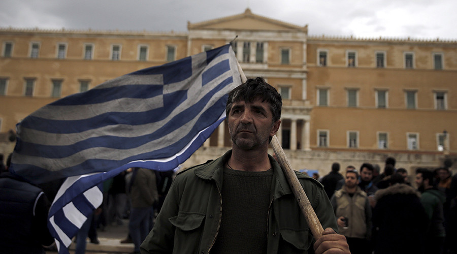 IMF seeks debt relief for Greece until 2040