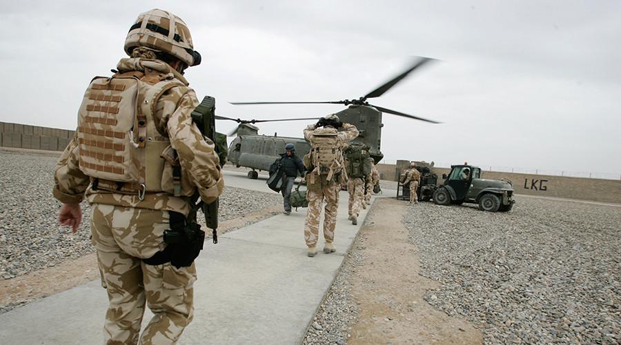 Commandos jailed over 'depraved' waterboarding, vomit & urine initiation ceremony