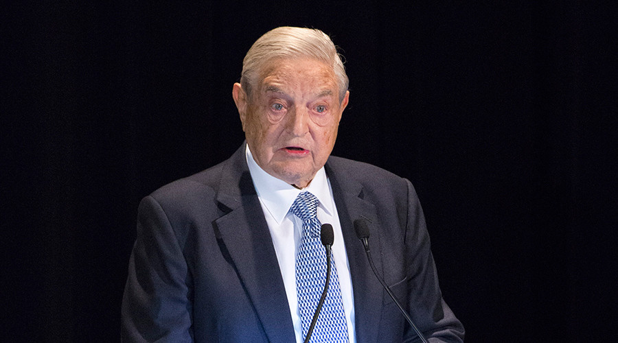 Soros dumps US stocks, buys gold