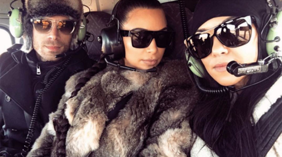 Secret agent Kardashian: Reality TV star branded Instagram mole by Iran's Revolutionary Guards