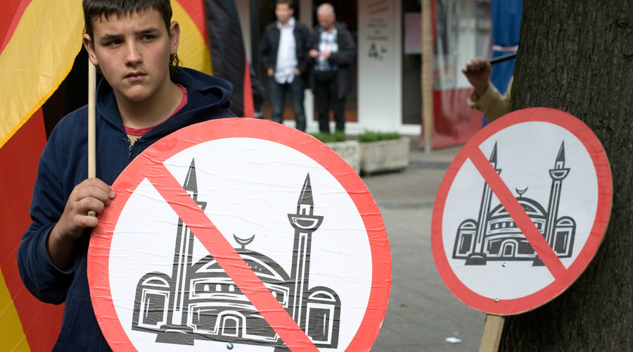 'Long-term land grab': AfD to protest construction of 1st-ever mosque in Thuringia, Germany