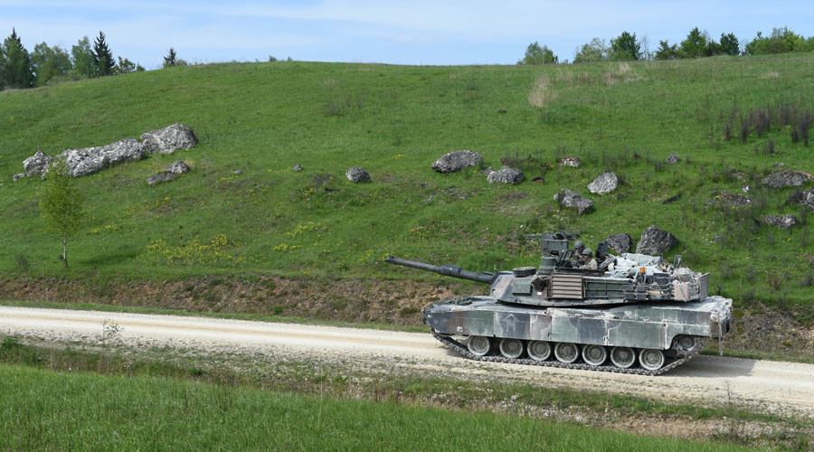 Stopped in their tracks: US Army fails to make top 3 in NATO tank challenge