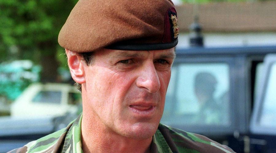 Former British NATO general Sir Richard Shirreff © Paul Moran