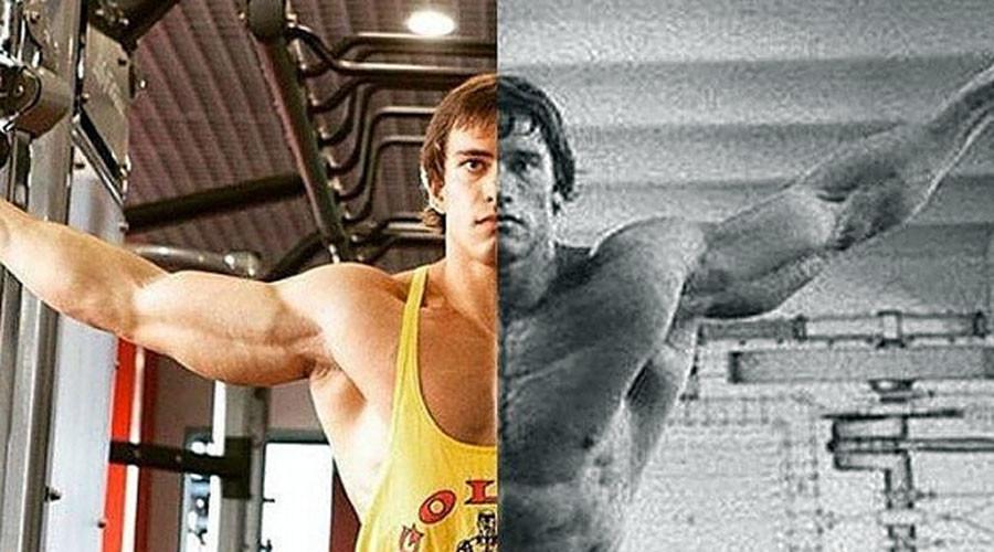 'Russian Oak': This bodybuilder looks like Arnie Schwarzenegger in his best years (PHOTOS)