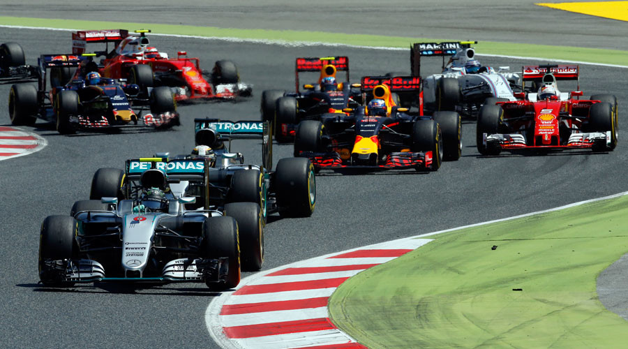 F1 set for new mega-sponsorship deal with Heineken – reports