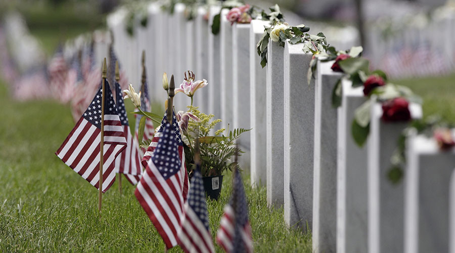 'In lieu of flowers': Dead Americans vote via obituary