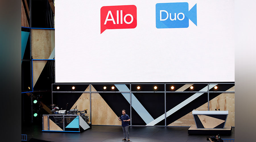 Allo, it's Google: Artificial-intelligence messenger app learns what you're about to say