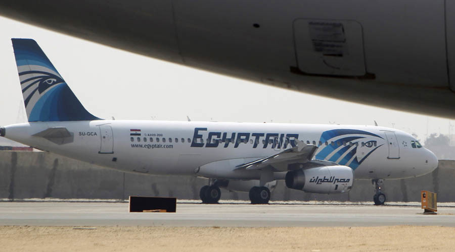 EgyptAir airliner 'apparently' brought down by terror attack – Russia's security chief