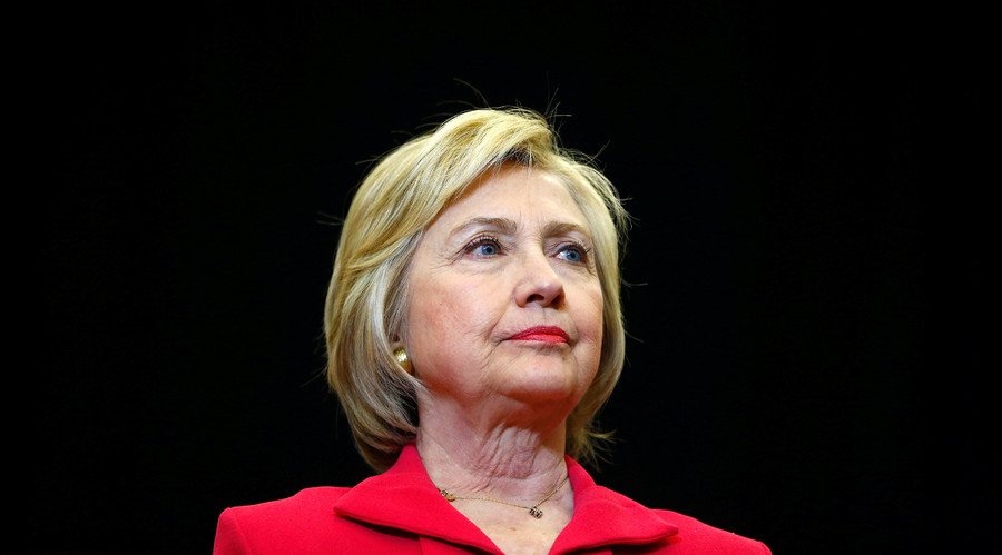 Clinton: Trump 'not qualified to be president.' Sad!