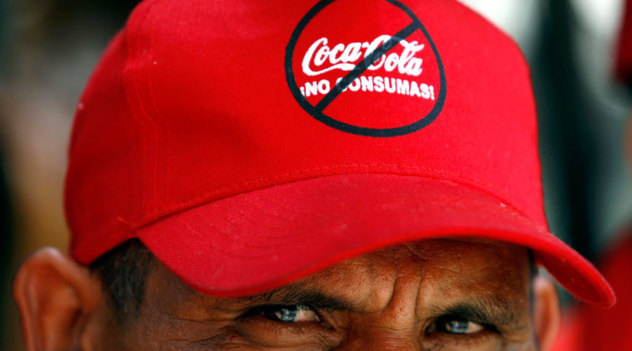 Coca-Cola halts production in Venezuela over sugar shortage