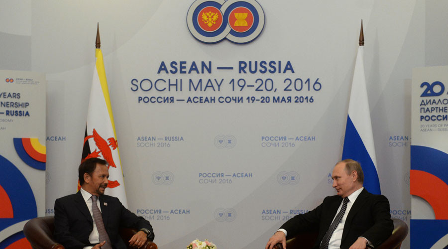 Russian trade with ASEAN expanding