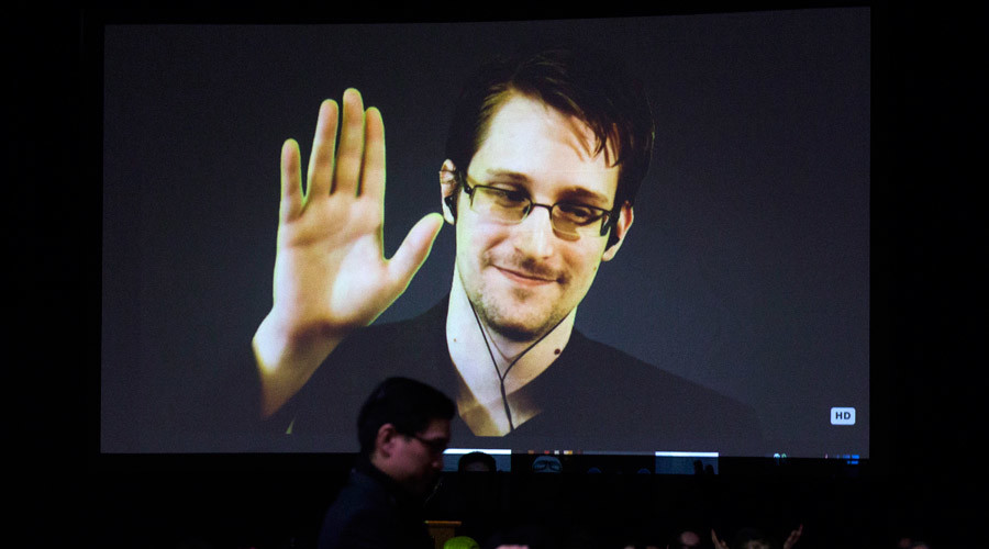 Snowden calls for 'iron-clad protection' of whistleblowers after new insider revelations