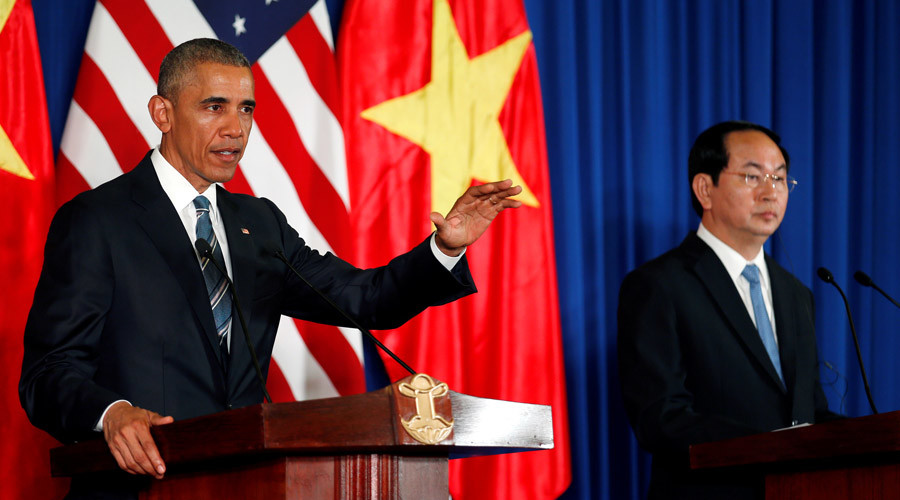 US fully lifts Vietnam lethal arms embargo