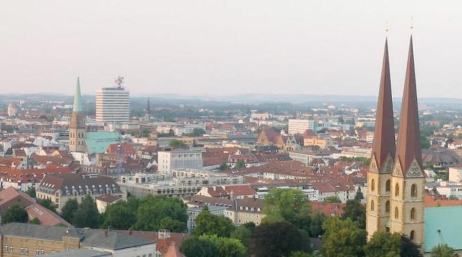 Bielefeld City © Wikipedia