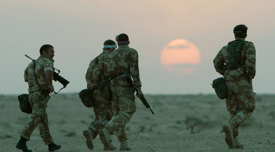 Britain training armed forces of regimes on its own human rights watchlist
