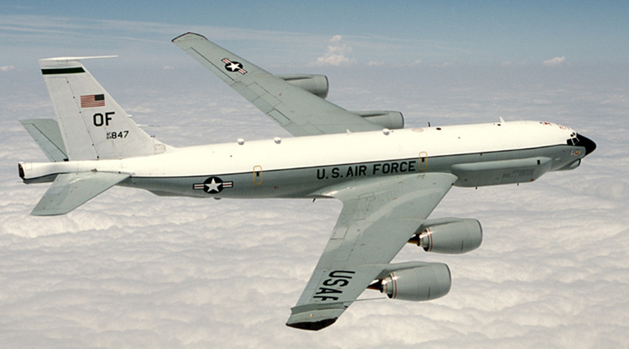 US spy plane flew 'dangerously close' to passenger jets near Russian border – MoD