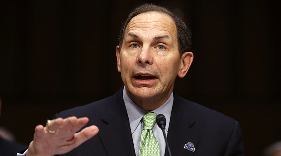 VA Secretary compares veterans waiting for aid to Disneyland lines