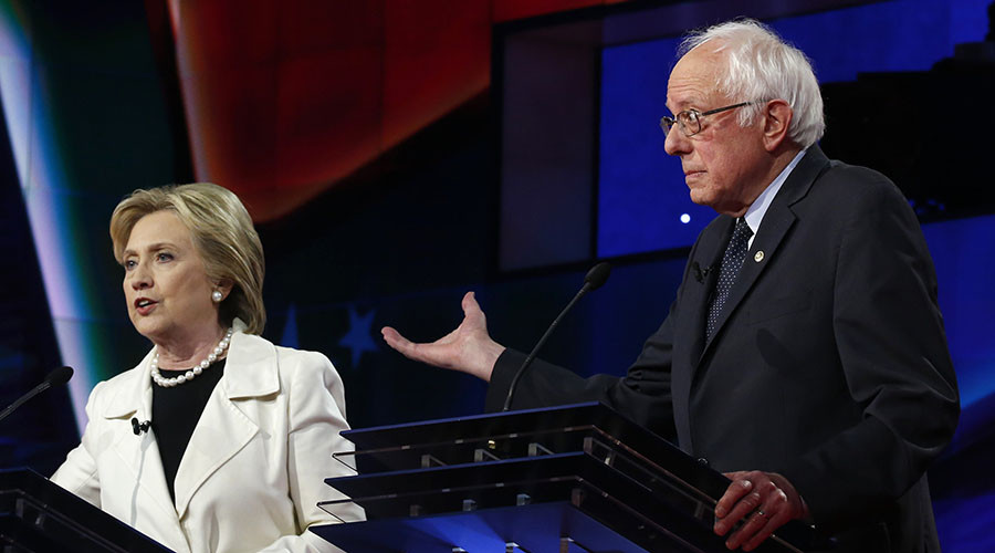 Clinton declines to debate Sanders ahead of California primary