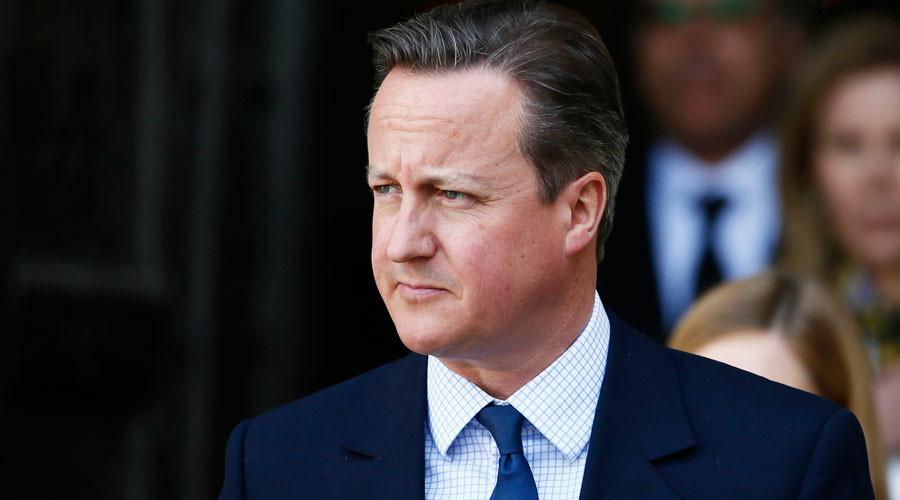 Britain's Prime Minister David Cameron © Stefan Wermuth