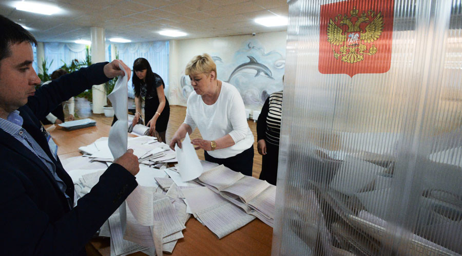 Primaries – a new practice in Russian political process