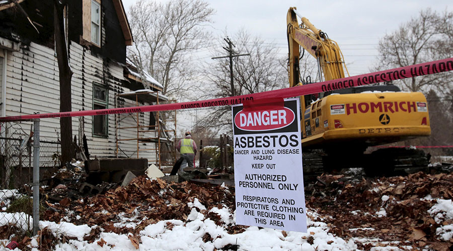 Asbestos, other toxic chemicals finally set to be regulated by EPA